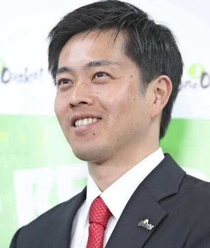吉村 知事 結婚
